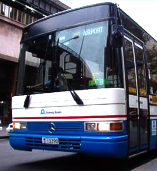 シドニー留学/バス
