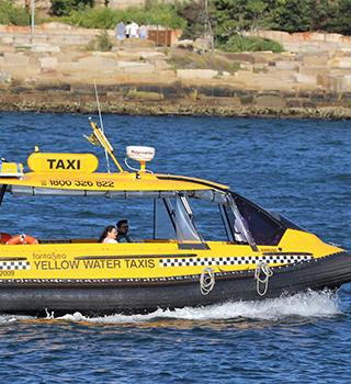 シドニー_タクシー