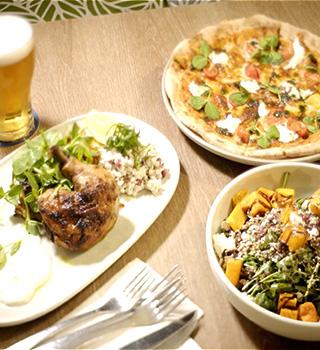ニューヨーク留学/レストラン
