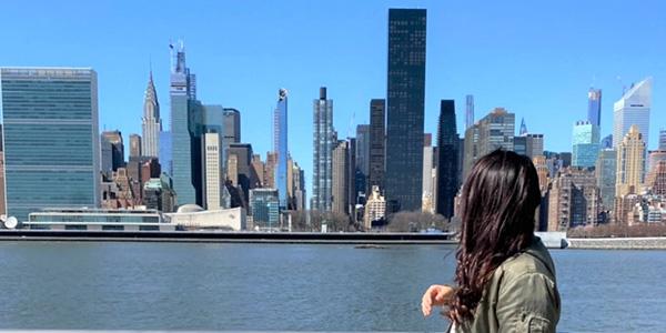 ニューヨーク 1
